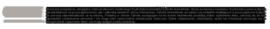 Suplementy Calivita