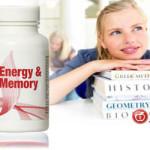 Na pamięć i koncentrację Energy & Memory