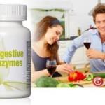 Digestive Enzymes na niestrawność, wzdęcia i zgagę