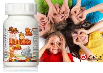 lion kids c calivita