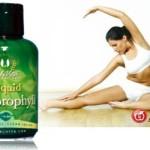 Oczyszczanie organizmu z toksyn Liquid Chlorophyll