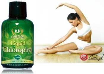 liquid chlorophyl calivita