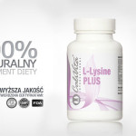 L Lysine Plus – Lizyna w tabletkach