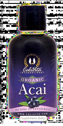 Organic Acai sok z acai