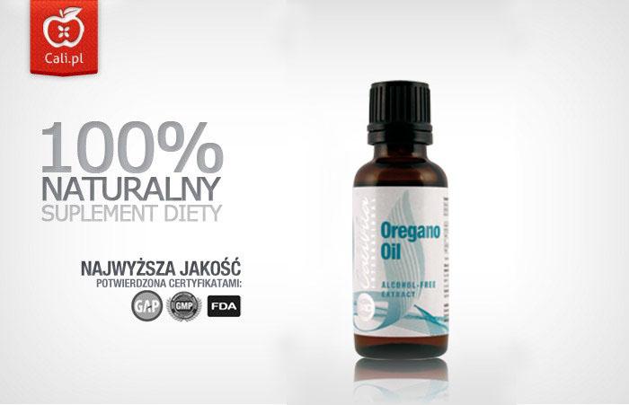 oregano olej