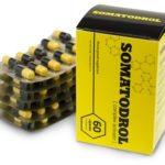 Somatodrol tabletki na masę mięśniową
