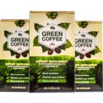 Green Coffee Plus tabletki odchudzające