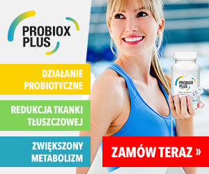 probiox plus probiotyki