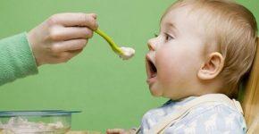 żywienie dziecka